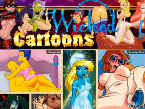 Wicked Cartoons