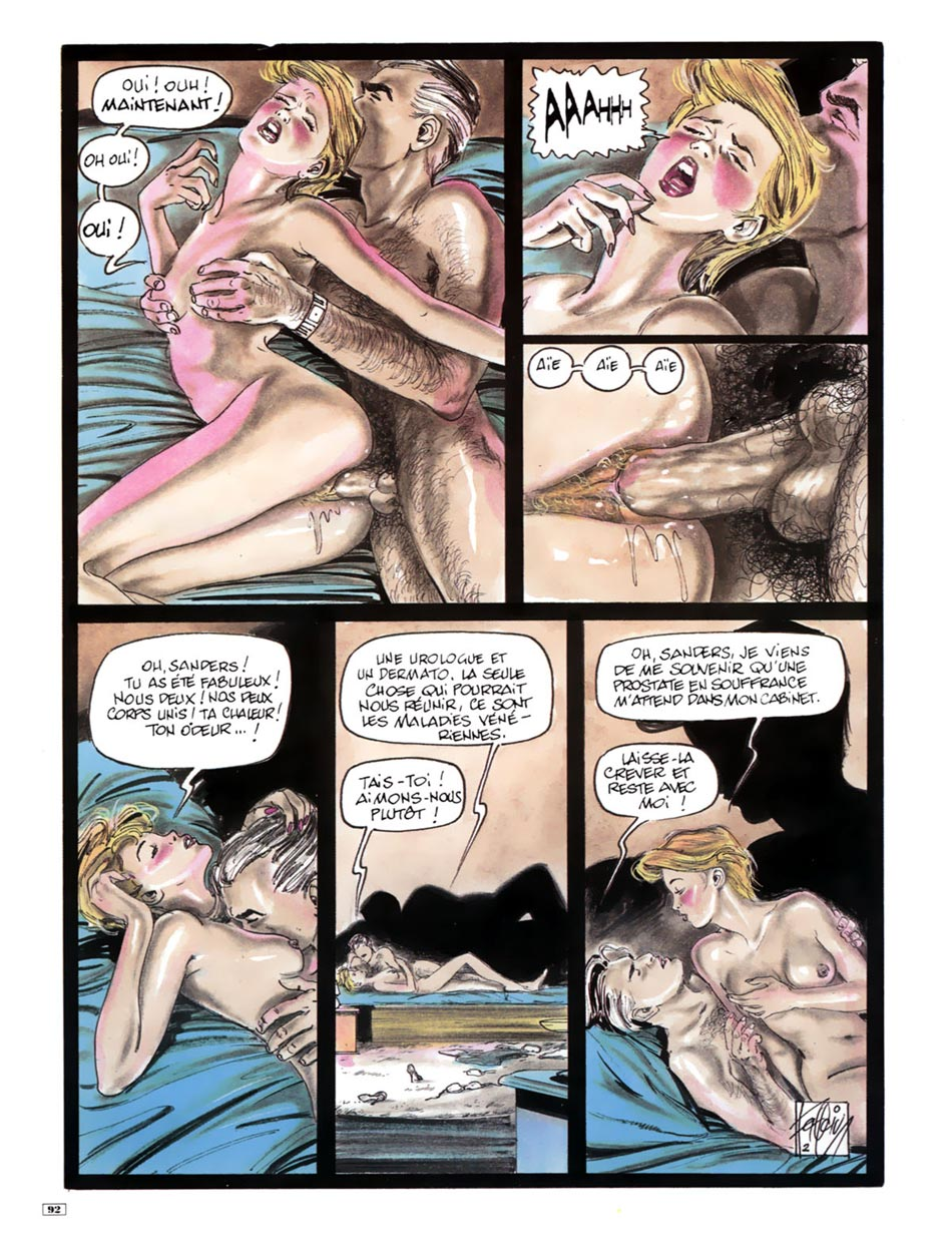Sex Comics Stories