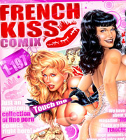 French Kiss Comix